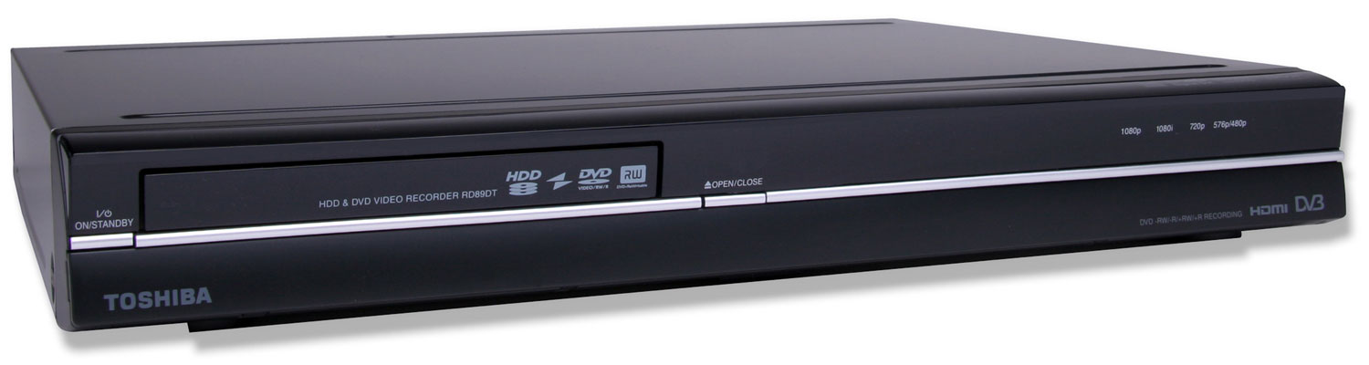 TOSHIBA RD-99DT HDD DVD RECORDER