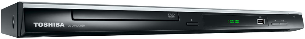 TOSHIBA SD-2010 DVD PLAYER