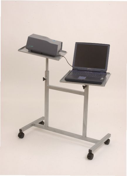 LAPD-11 Twin Platform multimedia projector stand